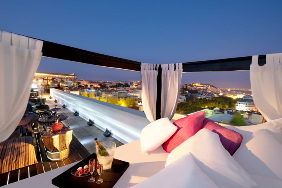 Tivoli Lisboa Lisbon Hotels Review 10best Experts And