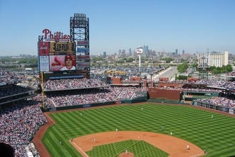 Best Philadelphia Hotel Options near Citizens Bank Park