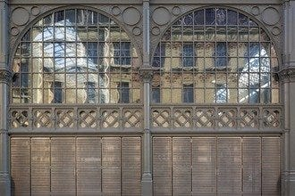 Paris' Carreau du Temple: A Multipurpose Venue in Haut-Marais