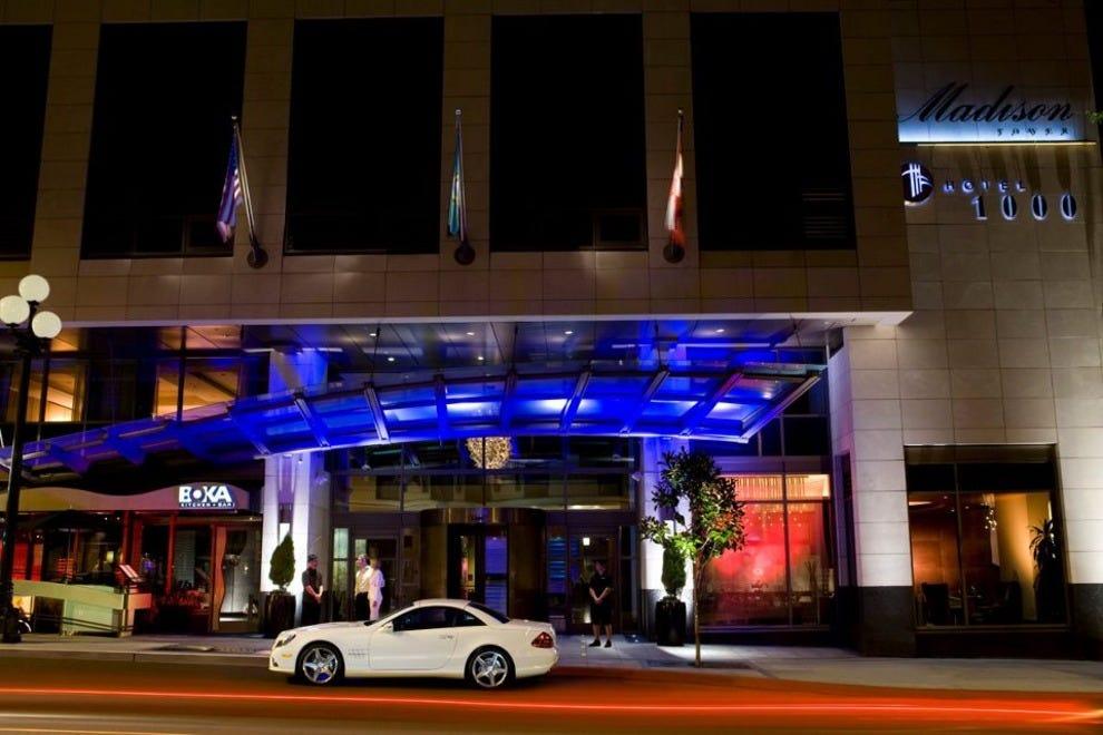 Hotels Near Centurylink Field In Seattle Washington
