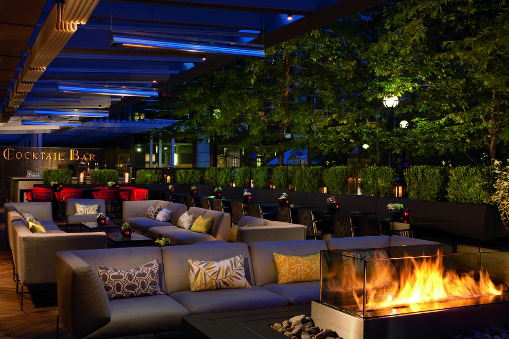 Toronto cocktail lounges best lounge reviews