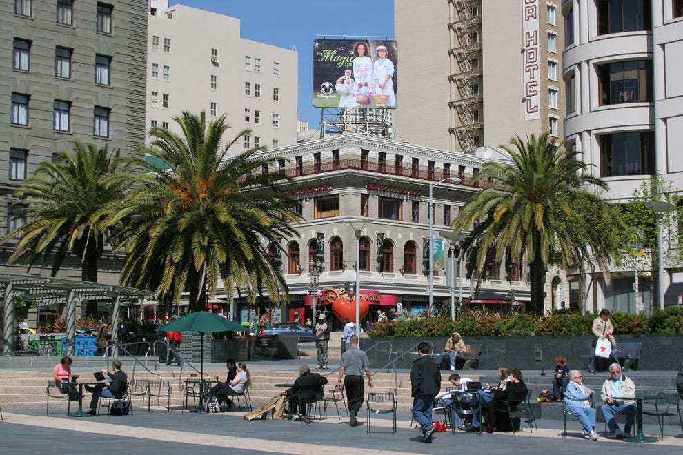汉德利联合广场酒店