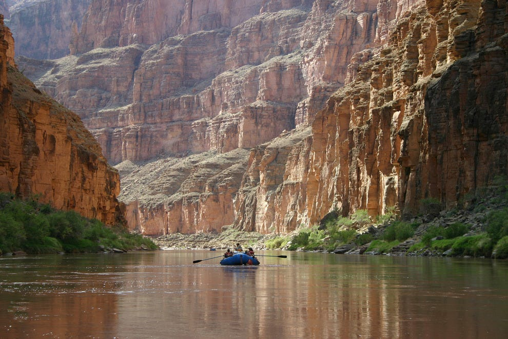 Colorado River & Grand Canyon