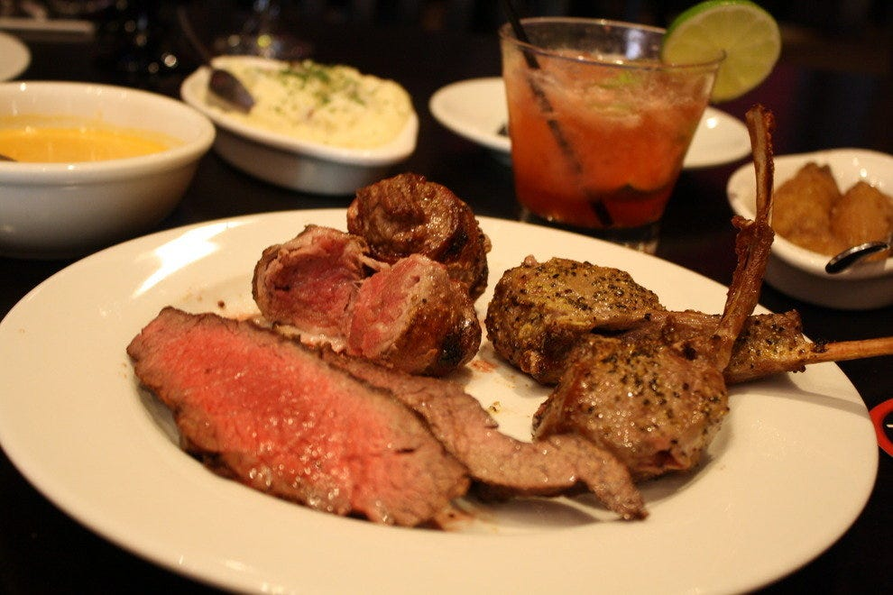Good Restaurant Downtown San Antonio