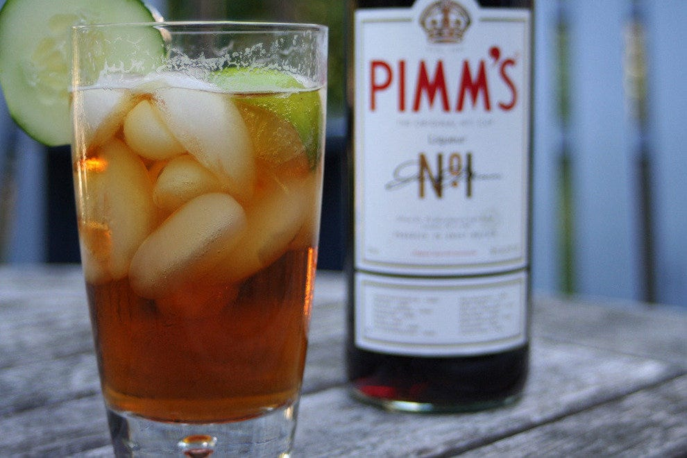 Have you got pimmed at Wimbledon?