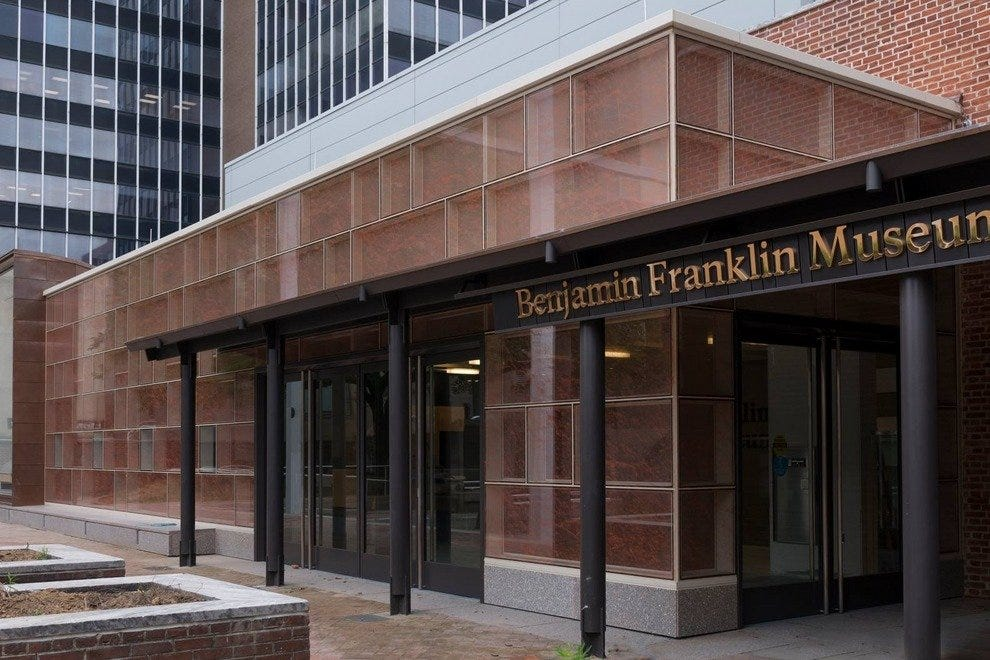 Exploring the Ben Franklin Museum offers a new look at the man so important in United States history