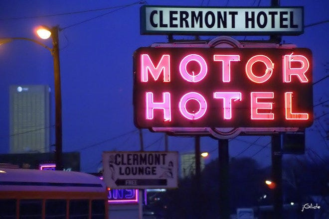 The Clermont Lounge