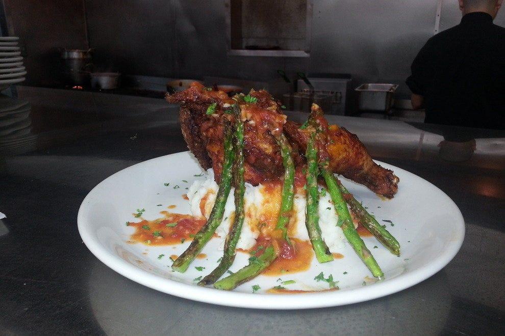 Cascone S Italian Restaurant Kansas City Restaurants Review