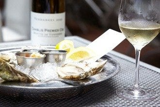 Oh, Shucks! Boston's Best Oyster Bars Serve Up Briny Delights