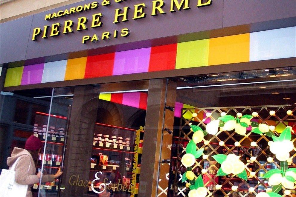 Paris Famous Food Place