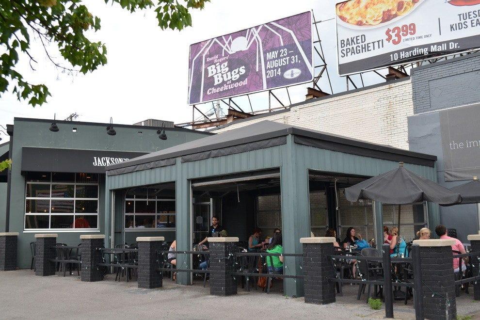 Nashville Outdoor Dining Restaurants 10best Restaurant