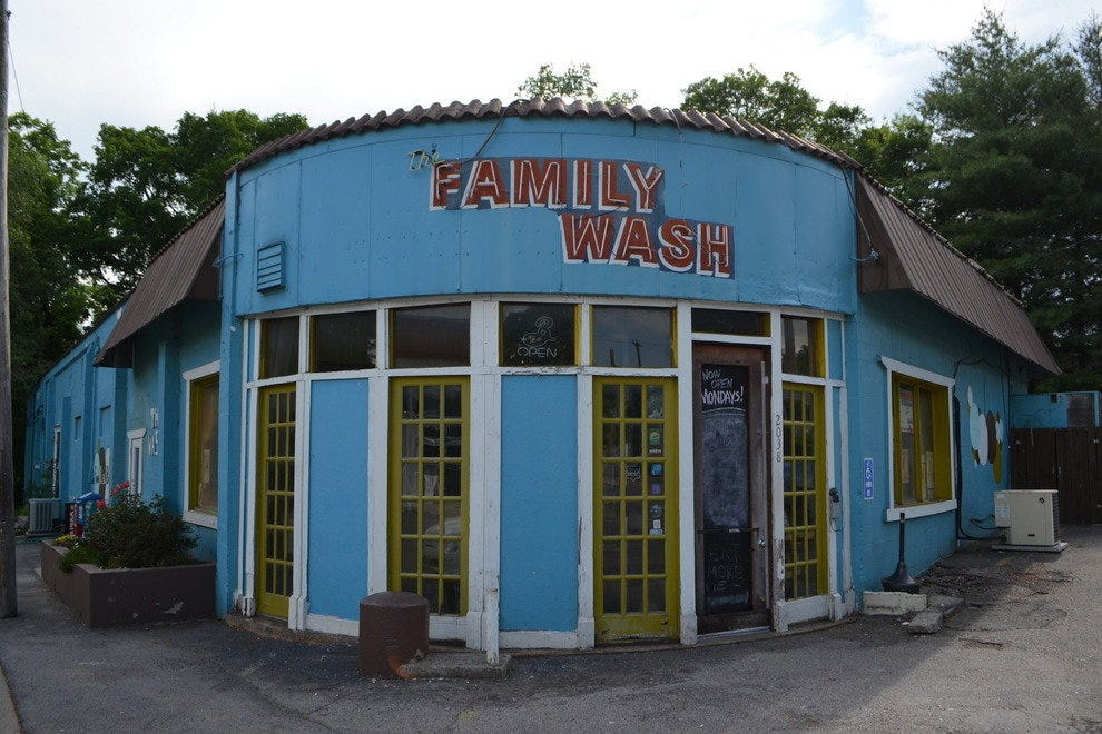 The Family Wash