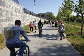 Experience Atlanta by Bike on a Half-Day City Ride