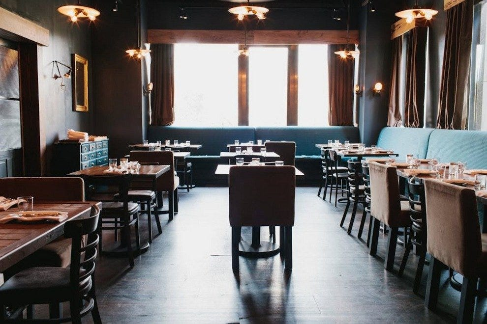 Empire State South Atlanta Restaurants Review 10Best Experts