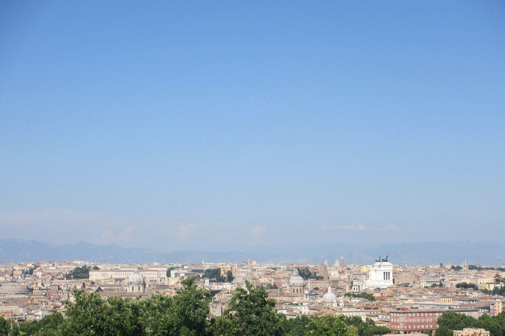 Janiculum Walk Rome Attractions Review 10best Experts And