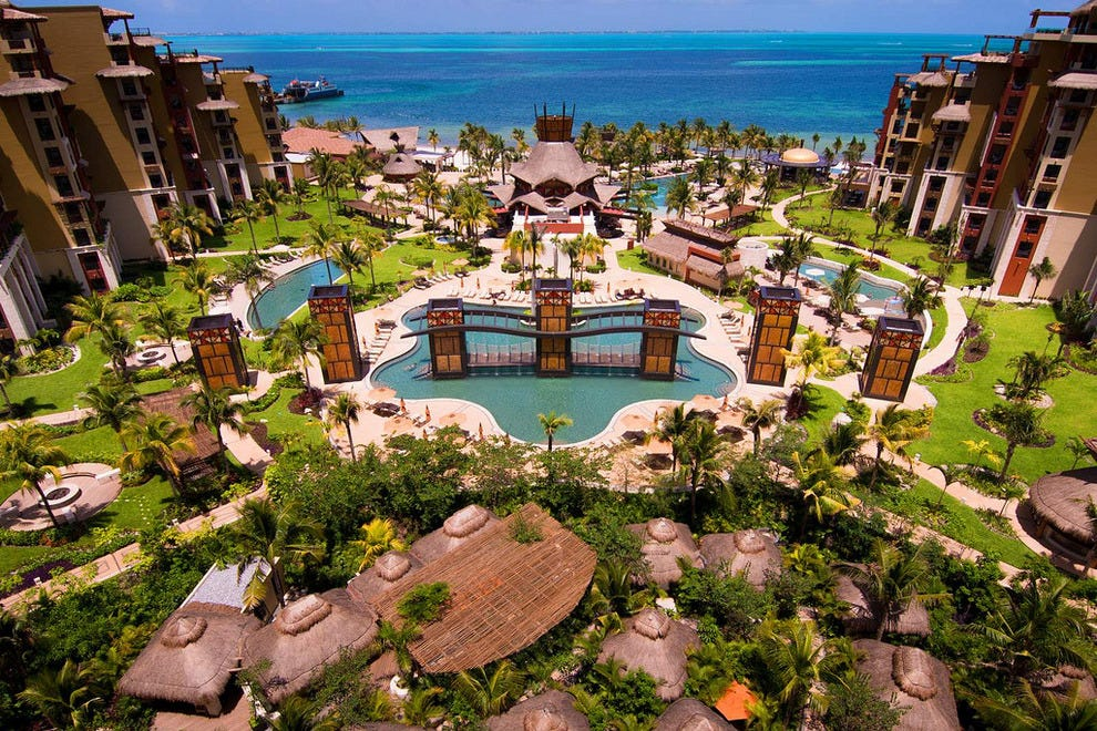 Grand Park Royal Luxury Resort Cancun - Cancun, Mexico All