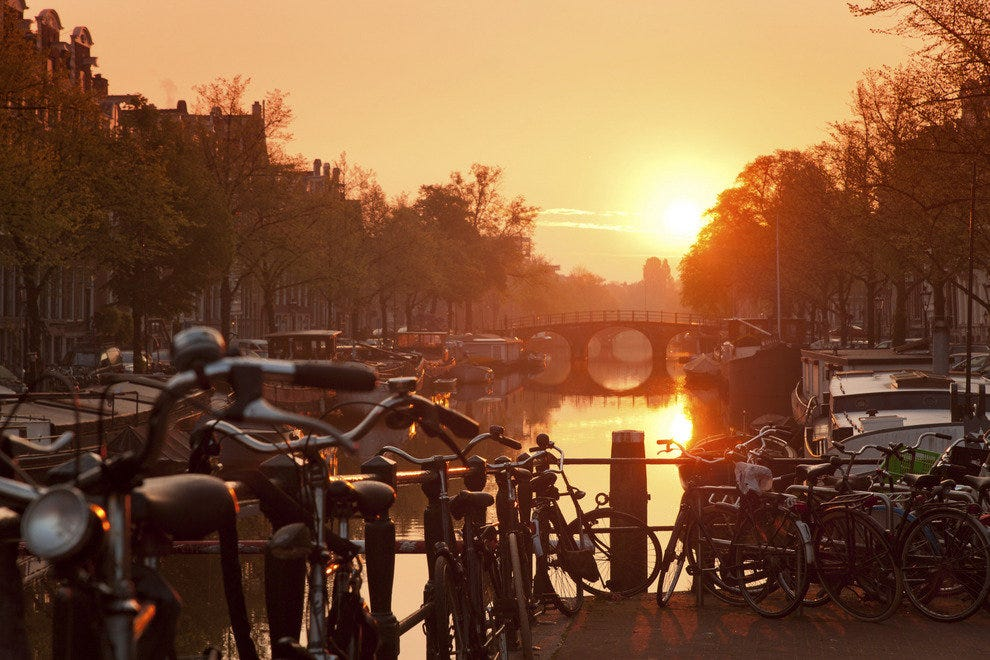 Europe has plenty of Bike-Friendly Cities