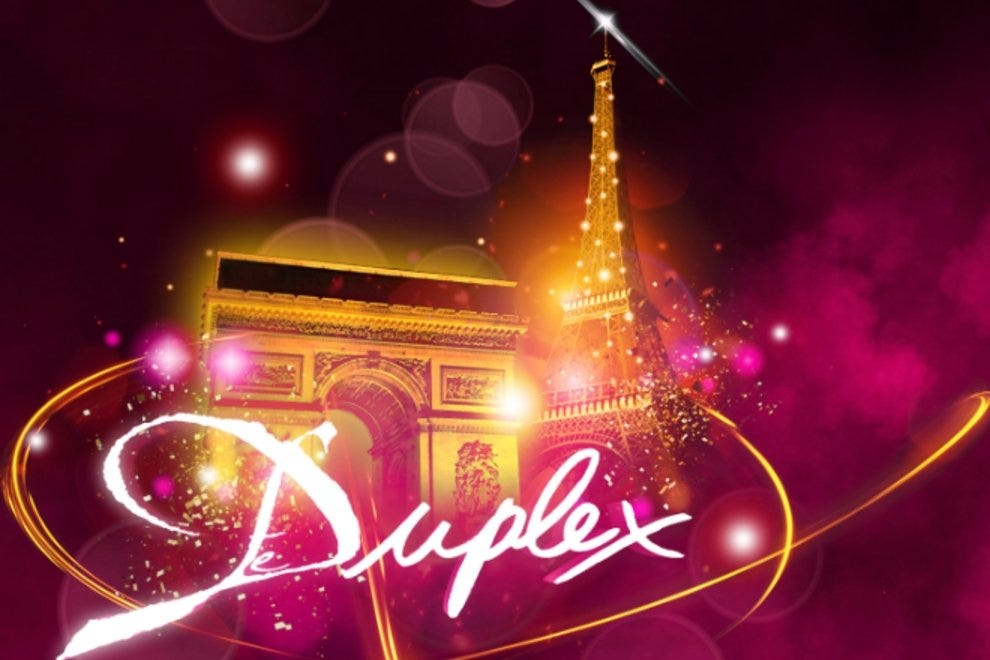 Le Duplex: Paris Nightlife Review - 10Best Experts and Tourist Reviews