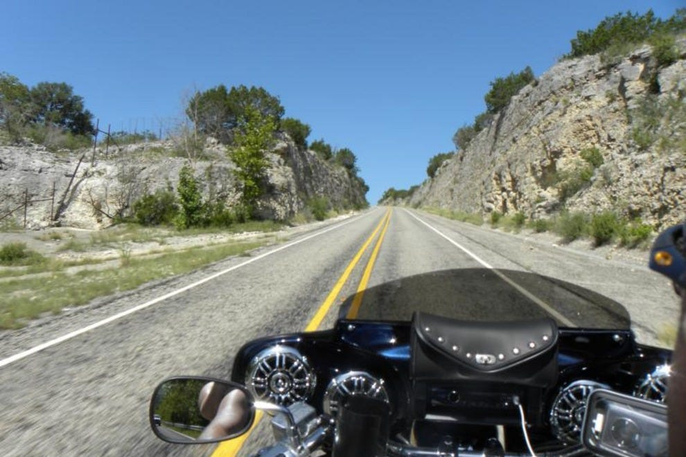 Best Motorcycle Trip Winners: 2014 10Best Readers' Choice