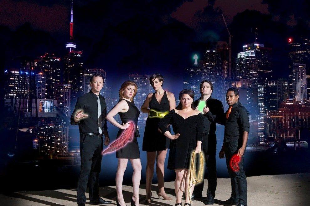 Toronto second city comedy club : Customise your own mug