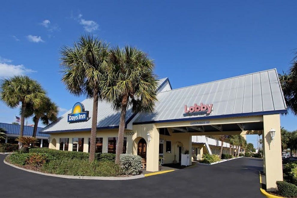 Days Inn Cocoa Beach - Port Canaveral