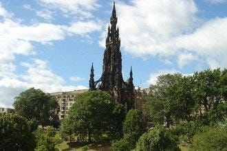 Climb Edinburgh's Iconic Scott Monument for Incredible Views