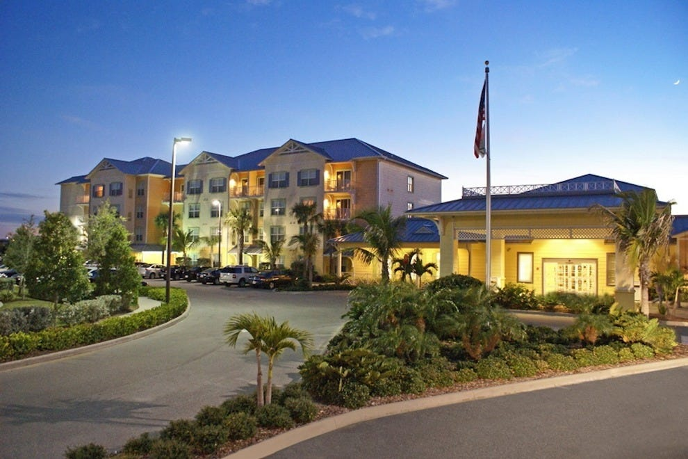 Marriott Residence Inn Cocoa Beach Florida