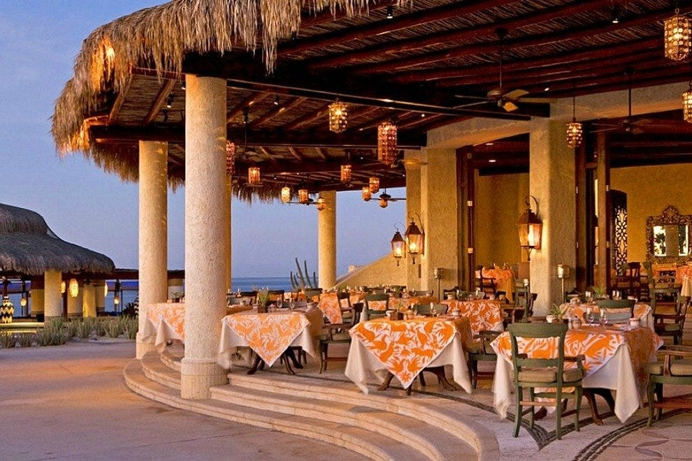 The Restaurant at Las Ventanas