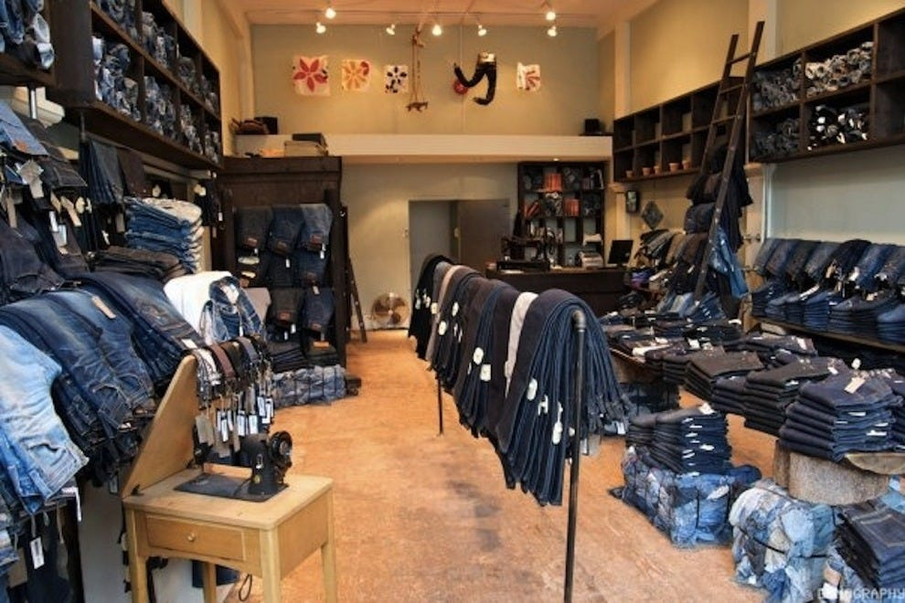 Reviews on Mens Clothing Stores in New York, NY, United States - O.N.S Clothing, Secret Tailor, Proper Cloth, Nordstrom Men's Store NYC, Nick & Son Clothing Company, Alter, The Armoury, Ian Rios New York, Blue In Green, Dover Street Market.
