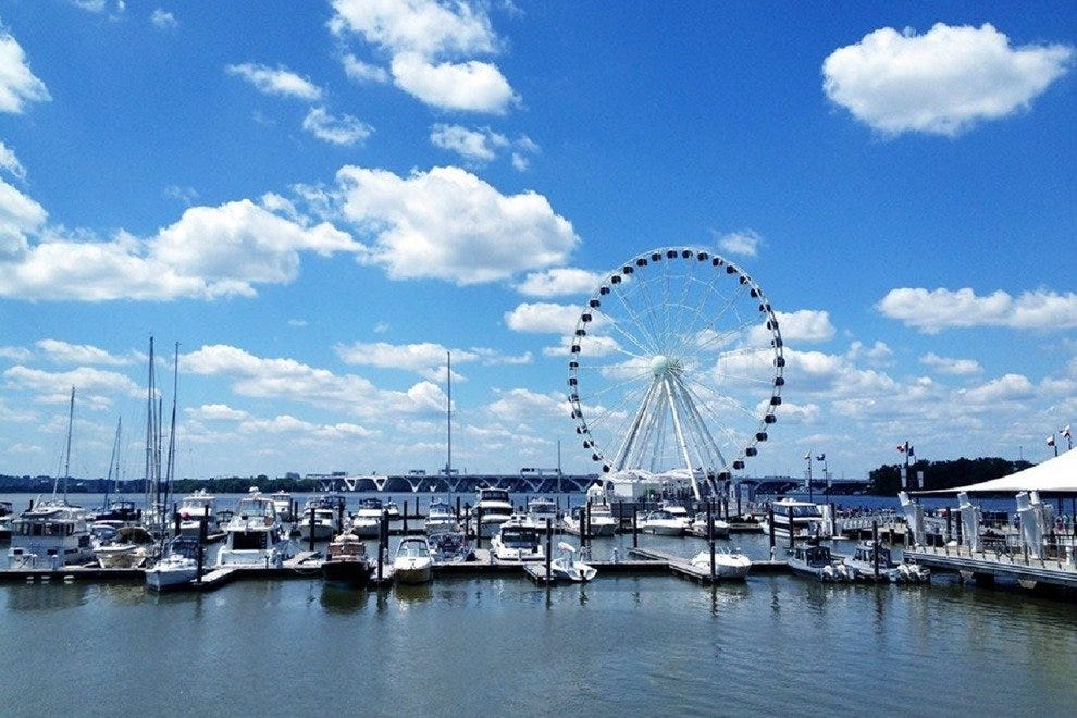 Since its debut on Memorial Day 2014, the Capital Wheel has dominated National Harbor's skyline.