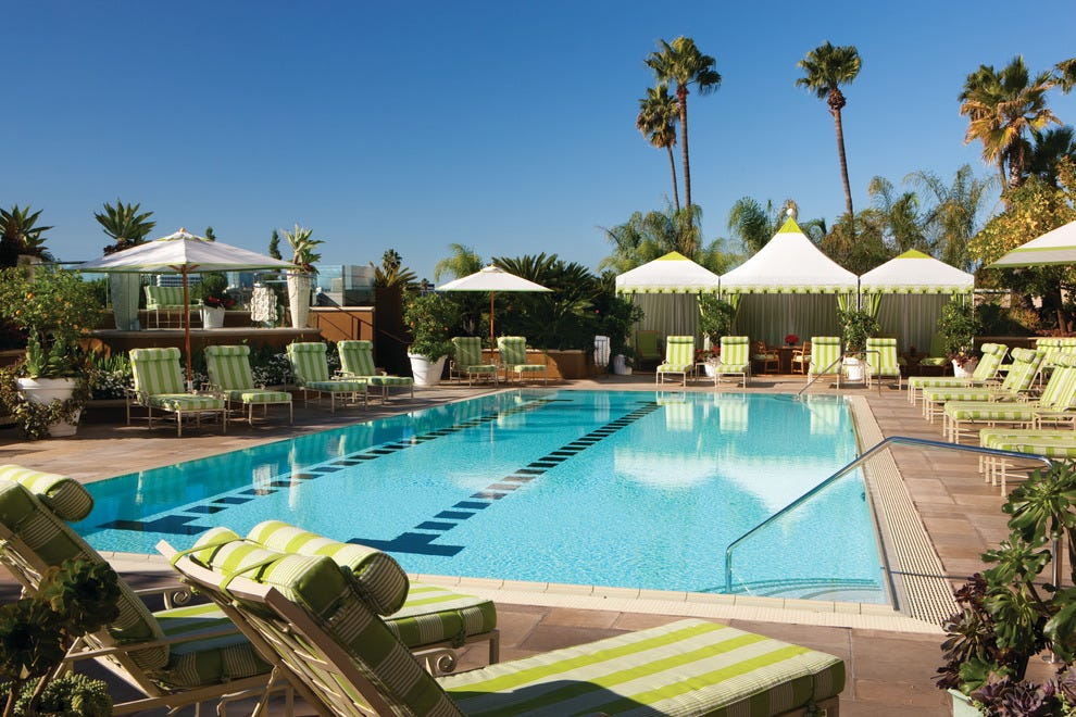Los Angeles Hotels And Lodging Los Angeles Ca Hotel
