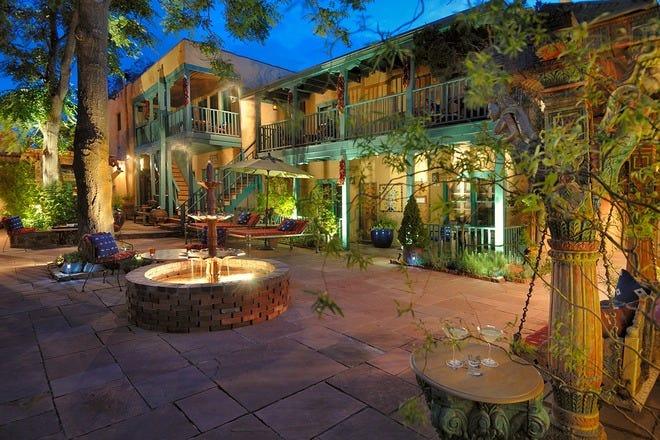 Romantic Hotels in Santa Fe