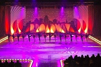 'Broadway on Ice': Winter Fun and Entertainment in Cancun