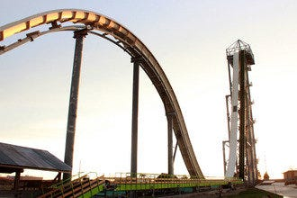 Verrückt: a Thrilling, One-of-a-Kind Waterpark Experience