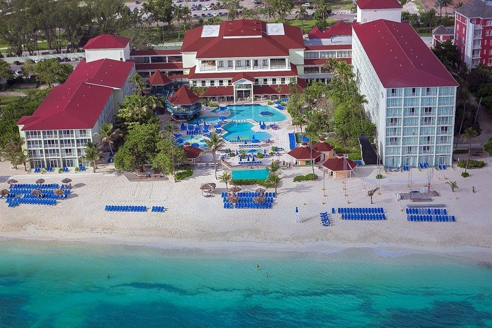 Breezes Resort Bahamas All Inclusive Nassau Hotels Review – Tourist Map Of Nassau Bahamas