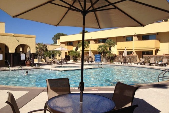 La Quinta Inn Tucson East Best Hotels In Tucson