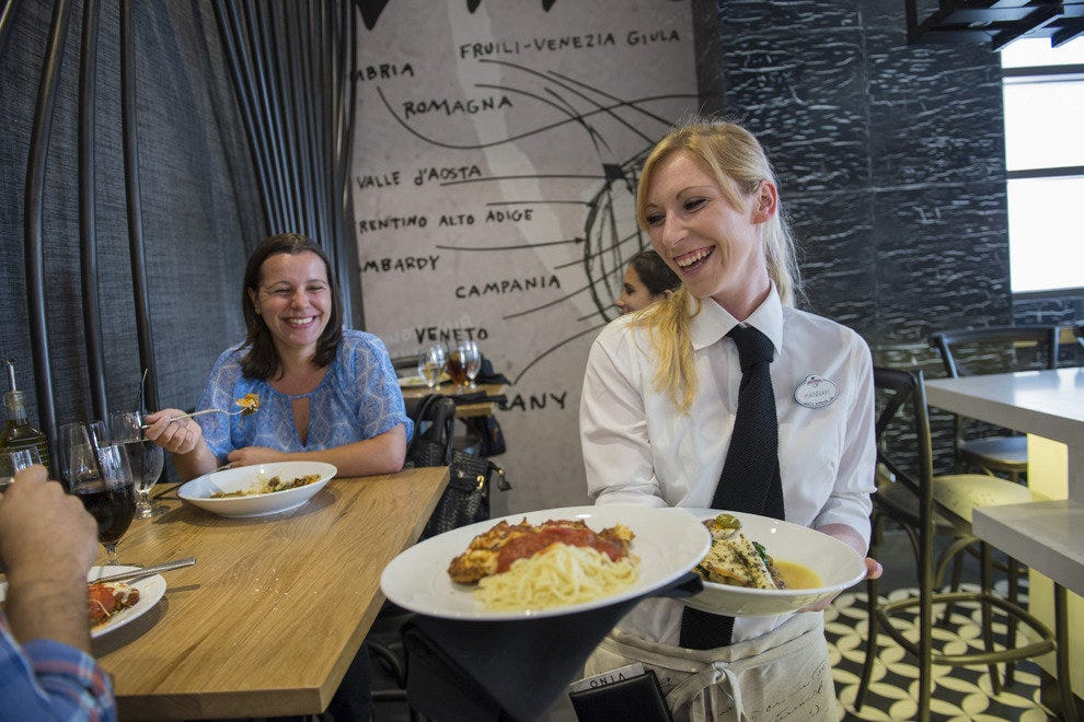 Vivo Italian Kitchen: Orlando Restaurants Review - 10Best Experts ...