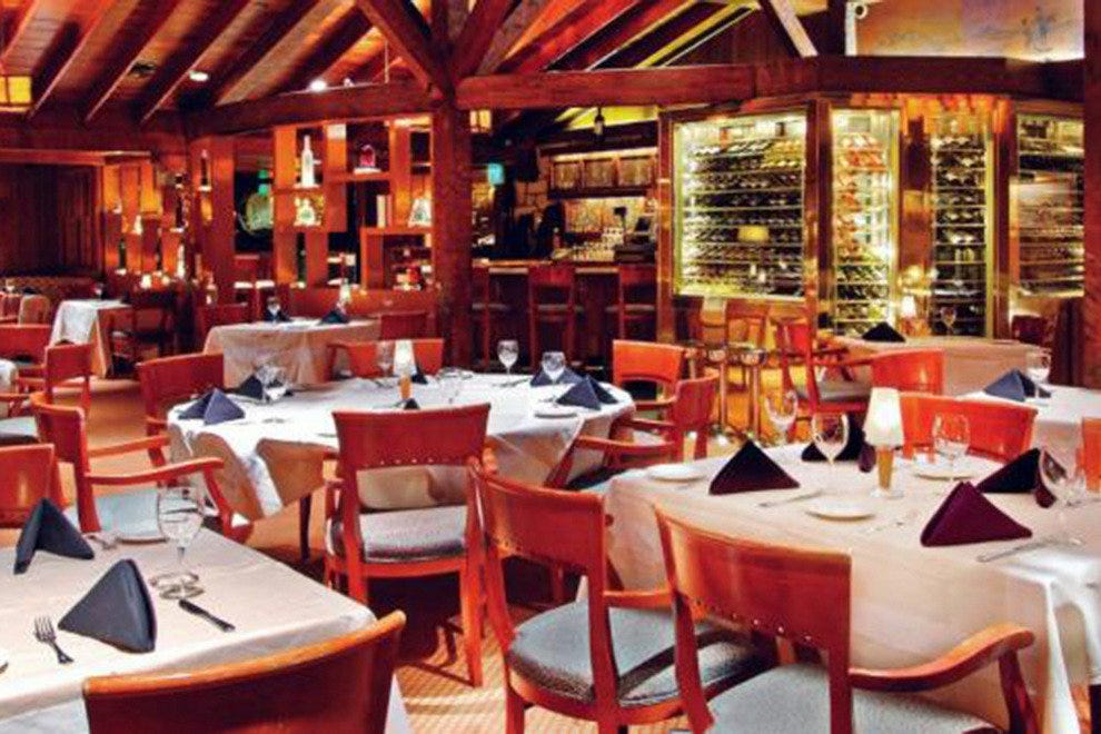 Sage Room Steak House Tahoe Restaurants Review 10best