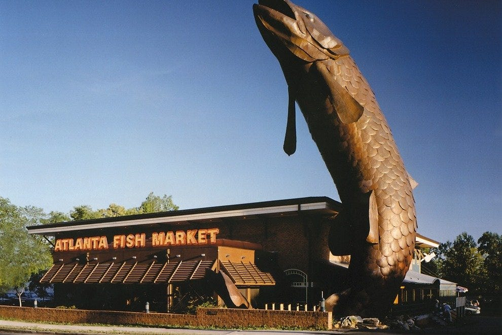 Atlanta Fish Market Restaurant