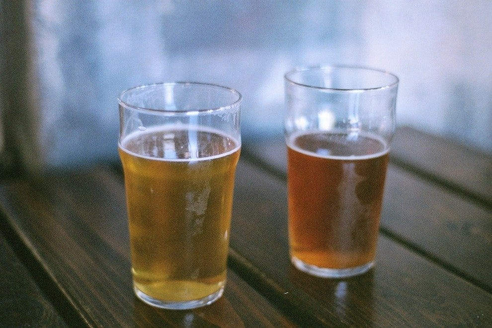 Try a variety of Portland beers during Oregon Craft Beer Month
