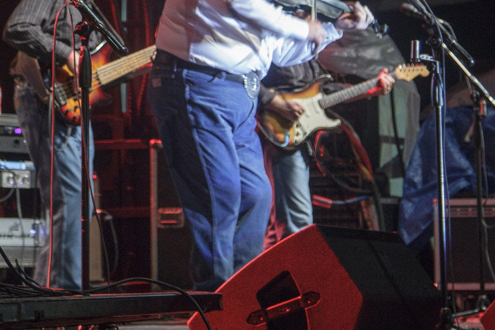 Charlie Daniels rocks the crowd at Discovery Park of America's summer concert series