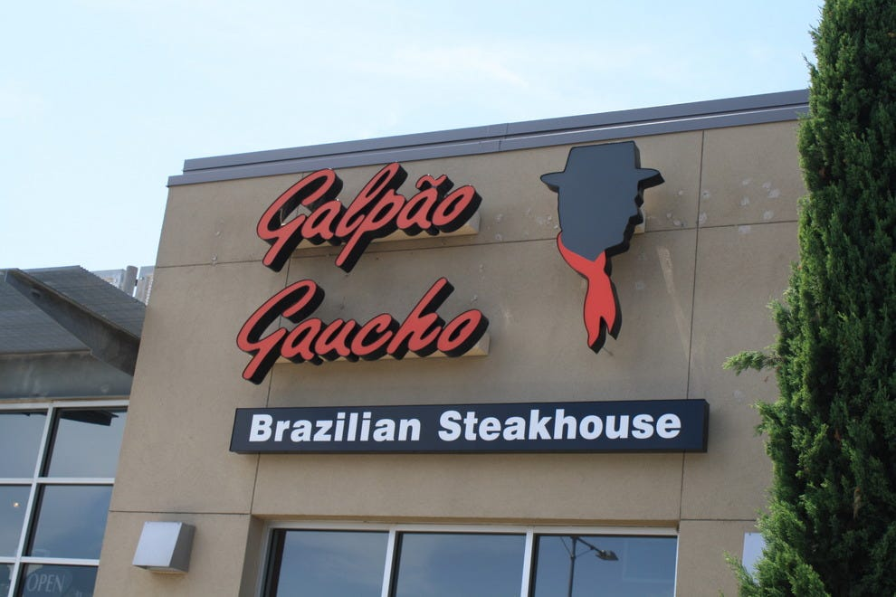 Galpao Gaucho Brazilian Steakhouse San Antonio