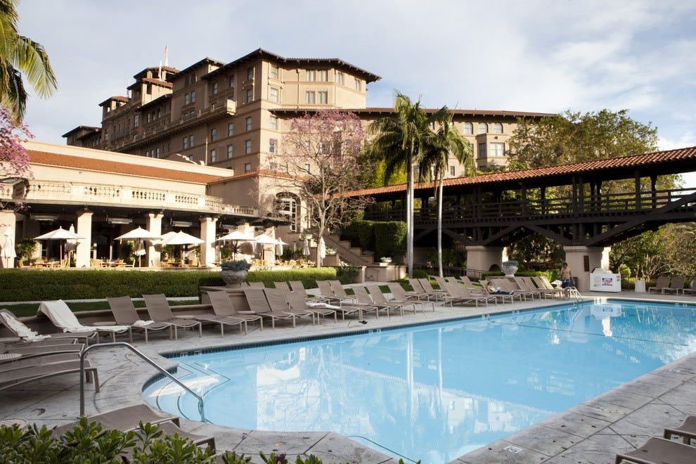 Hotel Slideshow Best Hotels In Los Angeles