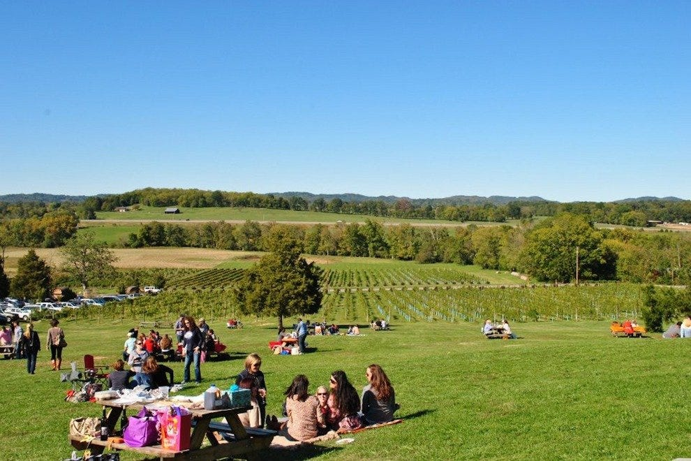 Arrington Vineyards