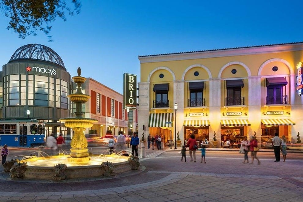 Restaurants In City Place West Palm Beach Fl