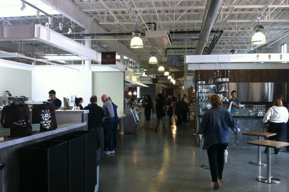 Santa Barbara Public Market unites multiple specialty vendors in one seamless shopping experience