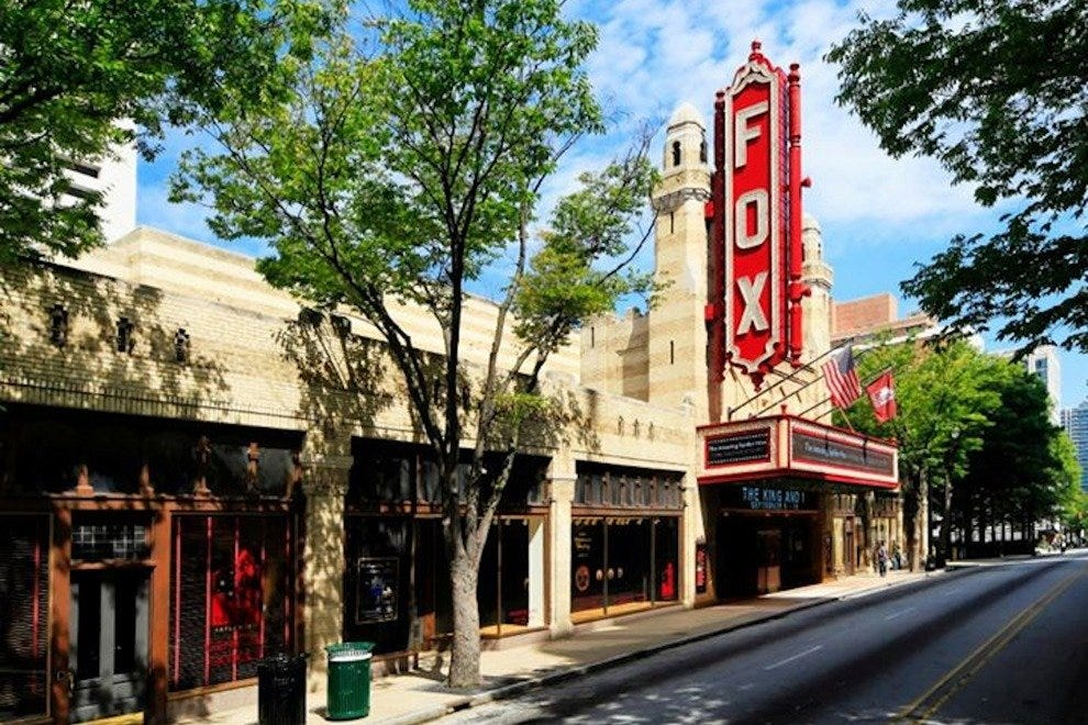 Fox Theatre Atlanta Attractions Review 10best Experts