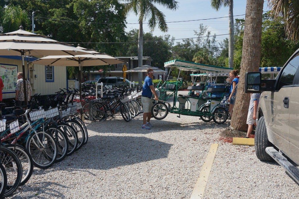 Billy's Bike Rentals