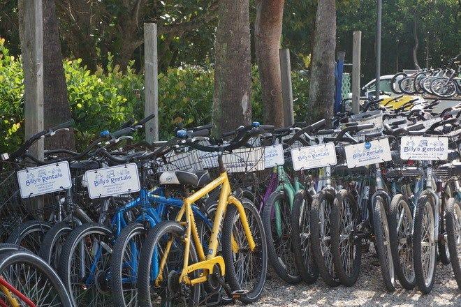 Billy's Bike Rentals