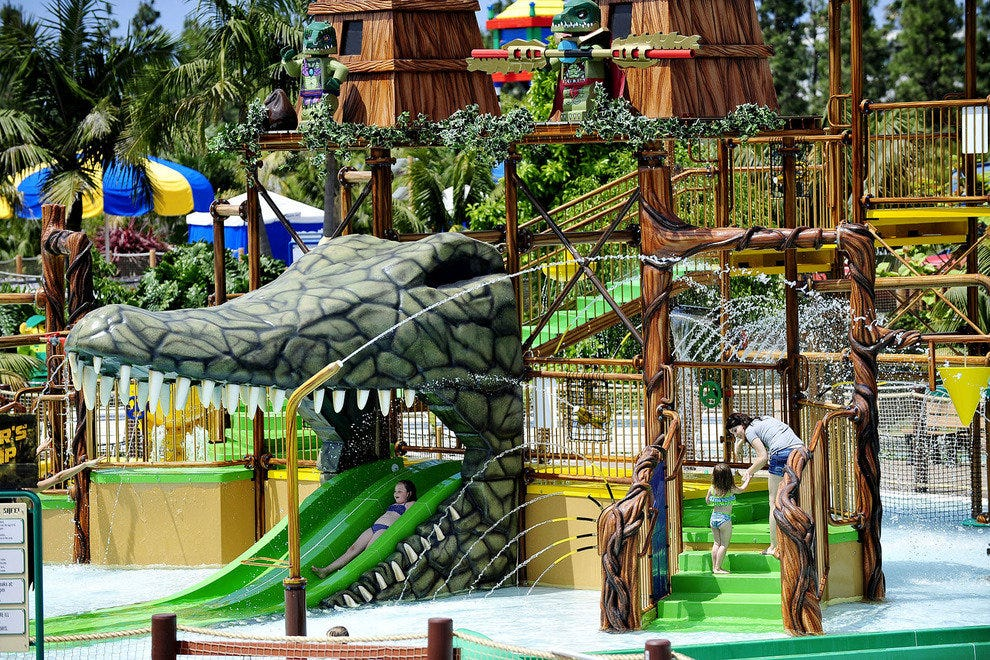 LEGO Legends of Chima Water Park Splashes into San Diego